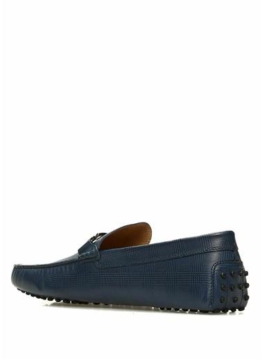 Tod's Deri Ayakkabı Lacivert